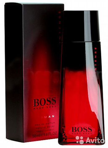 Hugo Boss - Boss Intense— фотография №1