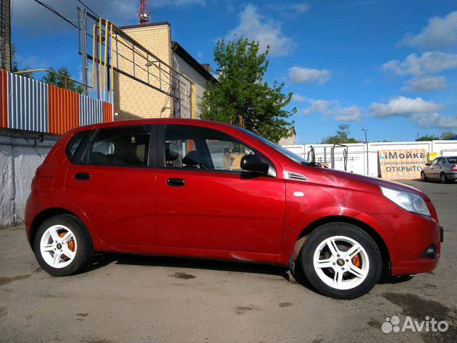 Купить Chevrolet Aveo пробег 90 000.00 км 2008 год выпуска