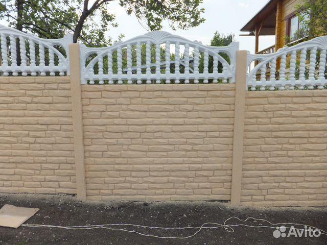 Купить забор из бетона в самаре шелехов заказать бетон