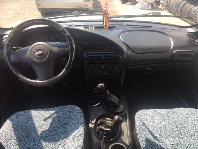Купить Chevrolet Niva пробег 91 000.00 км 2015 год выпуска