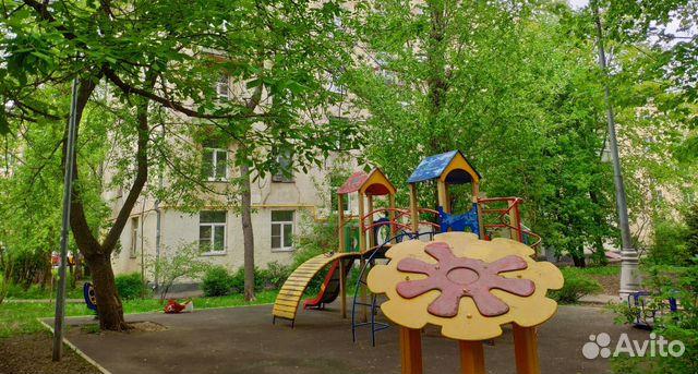 Продается квартира-cтудия за 2 750 000 рублей. г Москва, Севастопольский пр-кт, д 3 к 3.