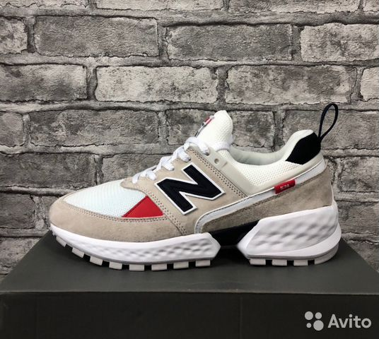 lowest price a22f4 ffe74 Кроссовки NB 574 Sport White