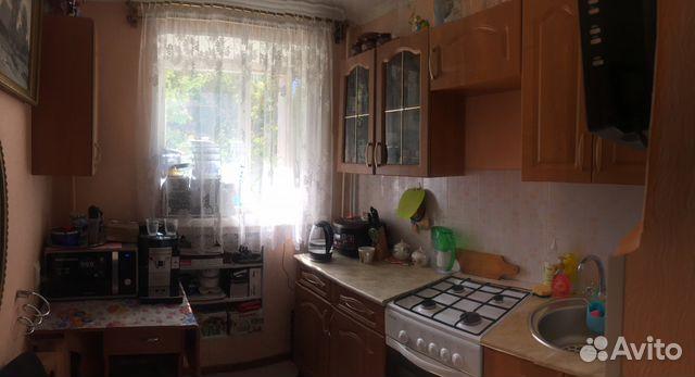 Продается однокомнатная квартира за 1 990 000 рублей. Московская обл, г Коломна, ул Пионерская, д 33.