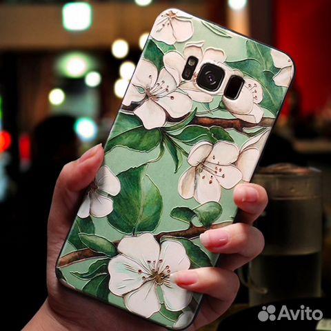 89991773552 Чехлы на Galaxy S8