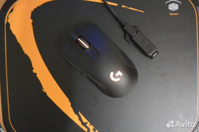 Logitech G403 wireless