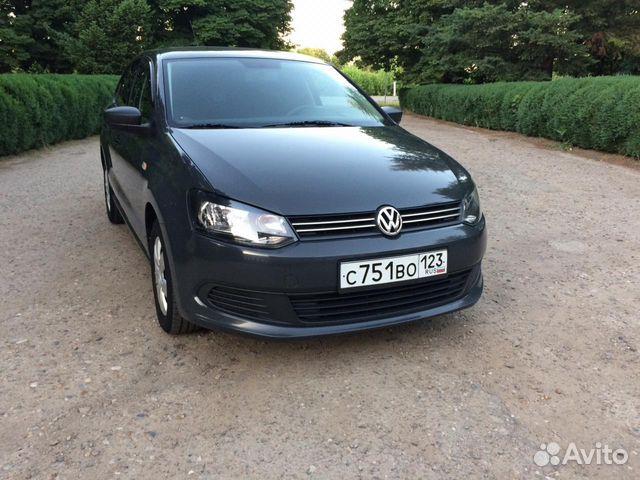 Купить Volkswagen Polo пробег 50 300.00 км 2012 год выпуска