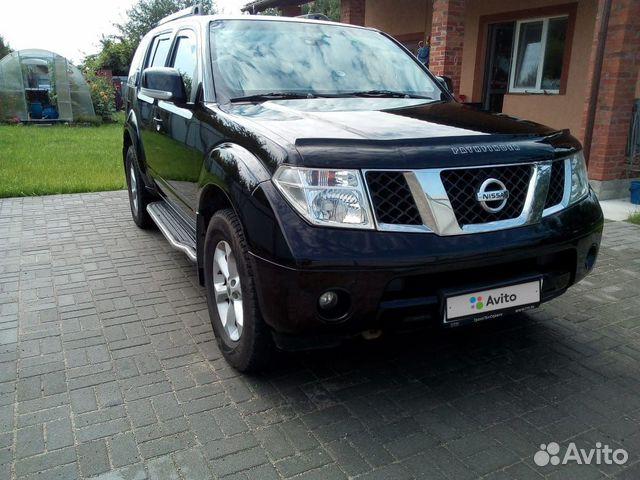 Nissan Pathfinder, 2007 89118503425 купить 2