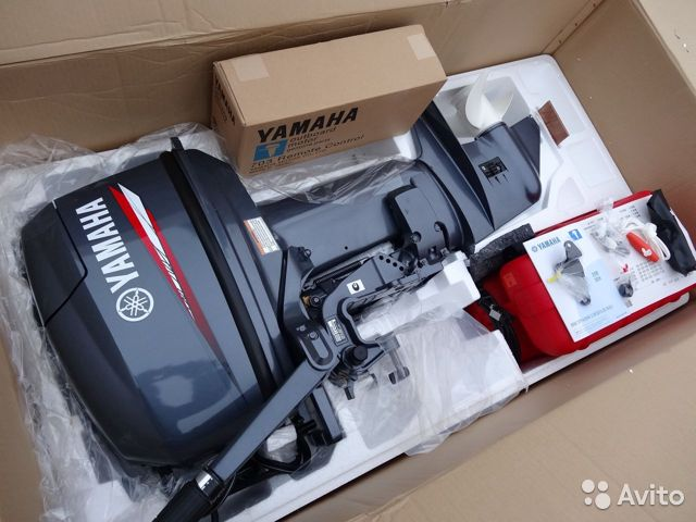 Лодочный мотор Ямаха 30 (Yamaha 30 Hwcs) 89153779717 купить 5