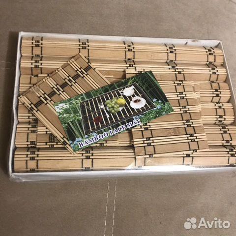 Бамбуковые салфетки Набор 89156619999 купить 1