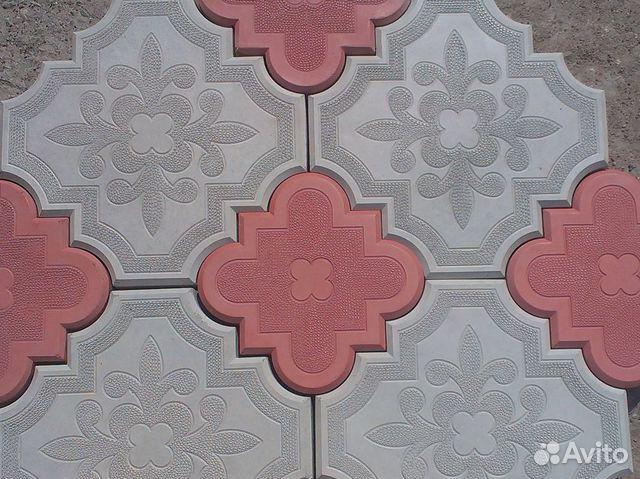 Тротуарная плитка Ромашка восточная купить 1