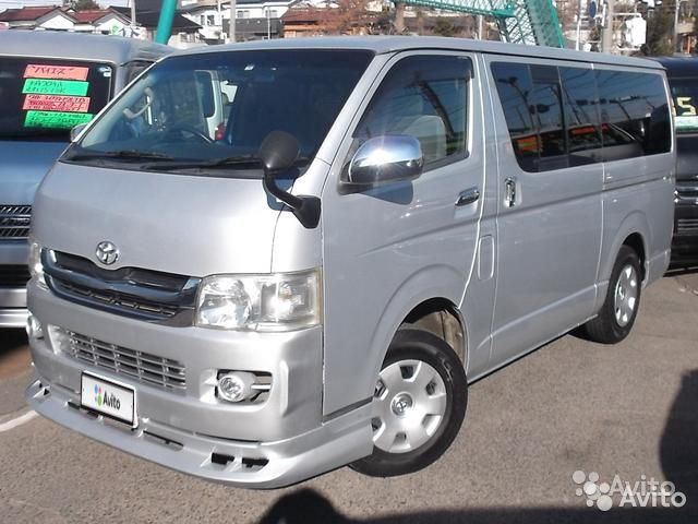 Toyota Hiace, 2009 89502827030 купить 1