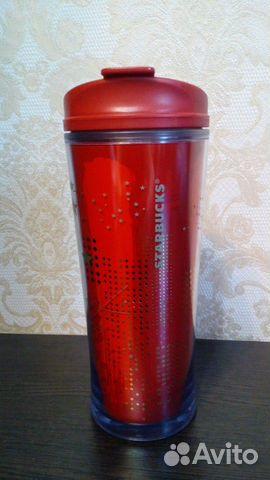 Термо кружка Starbucks 2009 года звезды новая 89223606442 купить 2