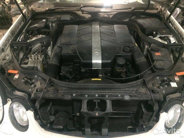 89644905044 Двигатель m113.960 w220 w163 w215 5.0