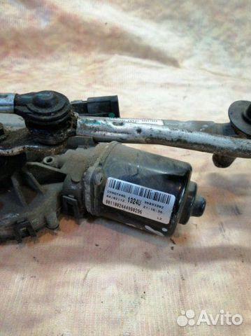 Механизм стеклоочистителя передний Chevrolet Cruze 89584918712 купить 2