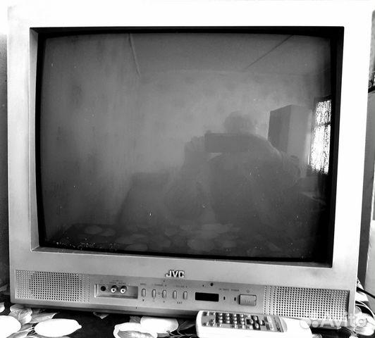 Телевизор JVC AV-21 E3/С, цветной, кинескопный 89787224048 купить 1