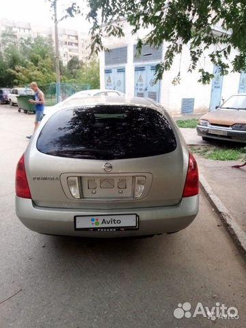 Nissan Primera, 2001  89880501576 купить 4