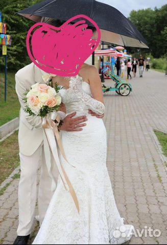 Платье свадебное купить 3