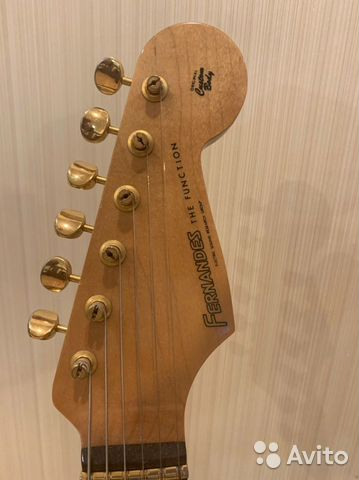 Fernandes The Function FST-75 (Japan 91) 89626302599 купить 5