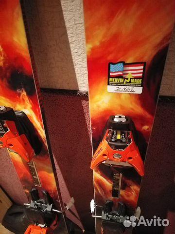 Горные лыжи LibTech Wunderstick 118