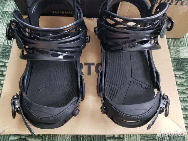 Крепление для сноуборда burton cartel L reflex 89025869112 купить 3