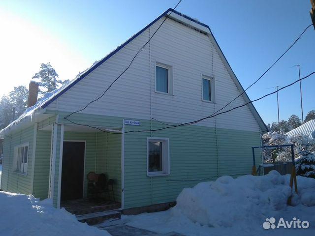 Дом 160 м² на участке 10 сот. 89130226680 купить 2