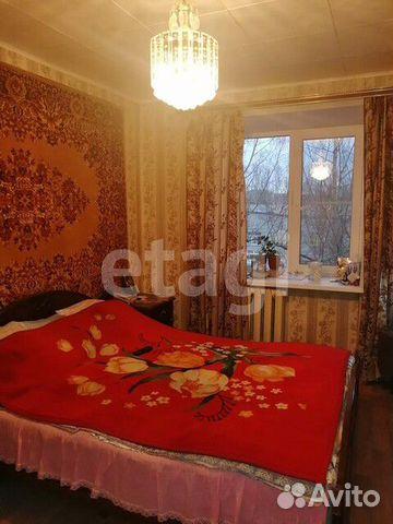 3-к квартира, 62 м², 4/9 эт. 89201339344 купить 3