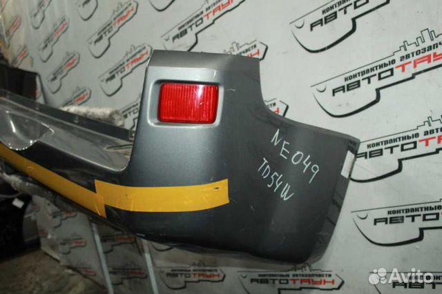 Бампер suzuki escudo grand vitara TD54W TD94W TDA4 83812661066 купить 2