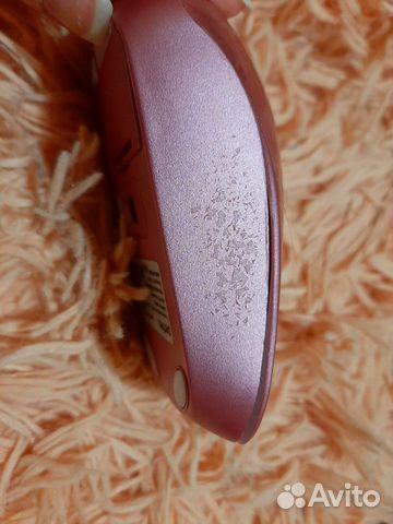 Беспроводная мышь, мышка perfeo PF-335 розовая