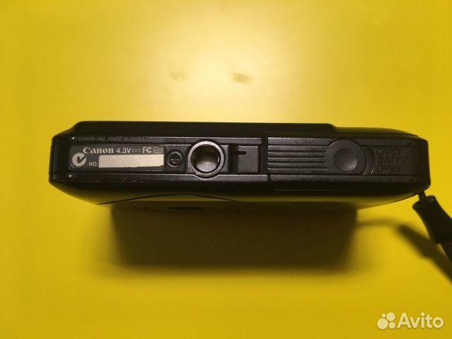 Фотоаппарат Canon ixus 100 IS
