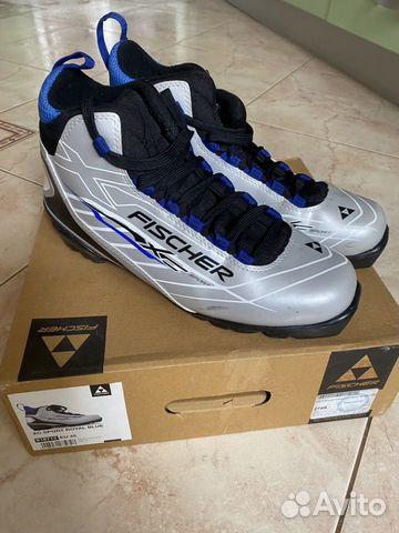Лыжные ботинки Fisher XC Sport 89009663333 купить 1