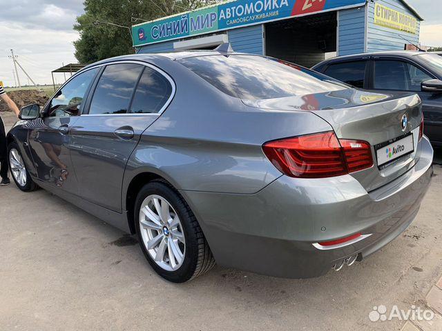 BMW 5 серия, 2014 89100408254 купить 3