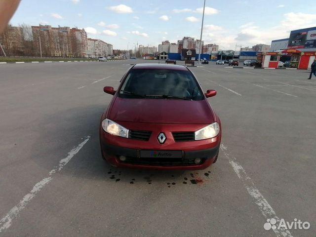 Renault Megane, 2005 89052963642 купить 4