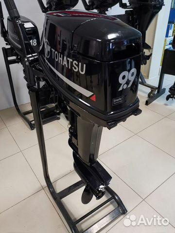 Лодочный мотор Tohatsu M 9.9