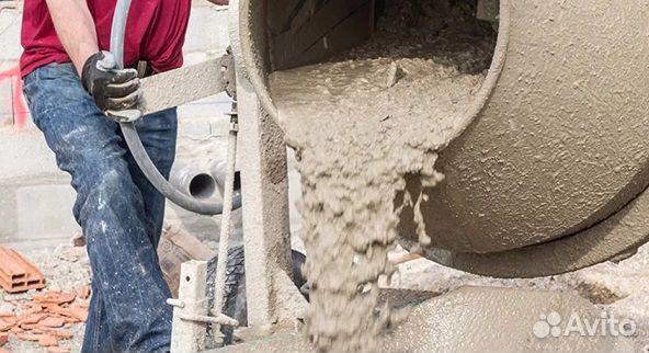 купить бетон в колтуши