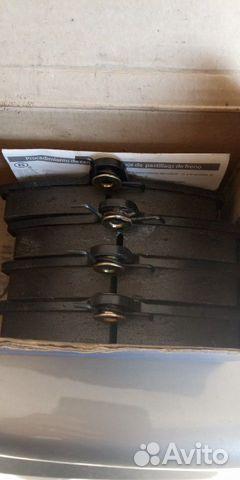 Тормозные колодки 89967320689 купить 3