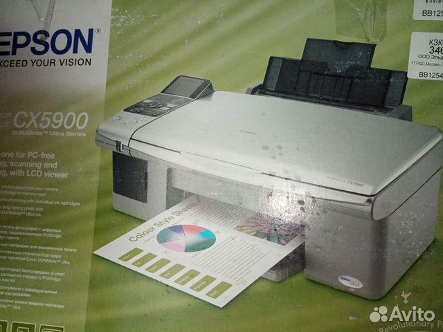 Мфу Epson CX5900