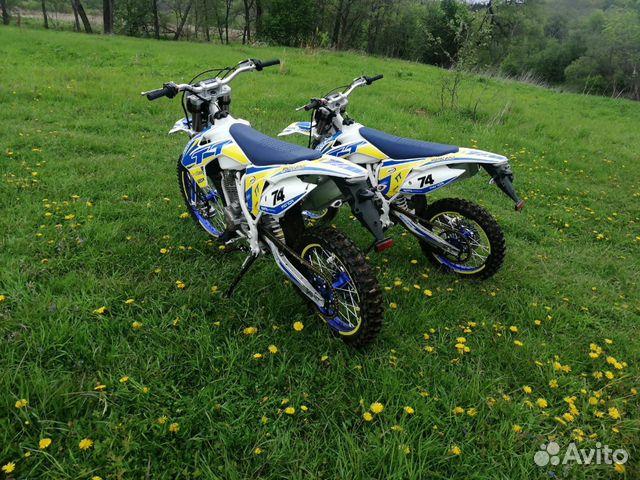 Мотоцикл Кросс TT250 (172FMM) (2020 г.) с птс купить 7