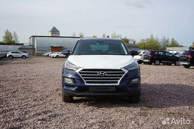 Hyundai Tucson, 2020 89118213178 купить 2