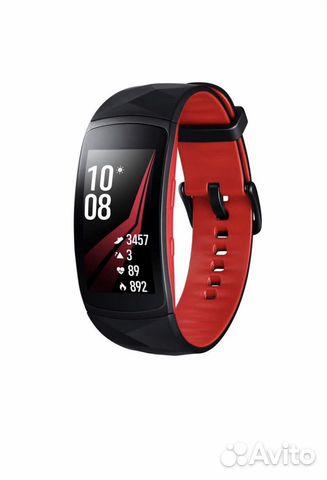 Фитнес часы samsung Gear Fit2 Pro  89377277727 купить 6