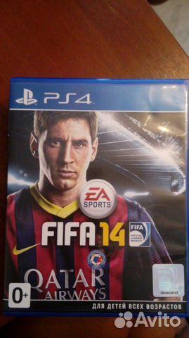 Игра для приставки PS 4