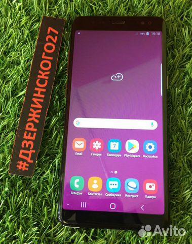 Смартфон SAMSUNG S9+ купить 1