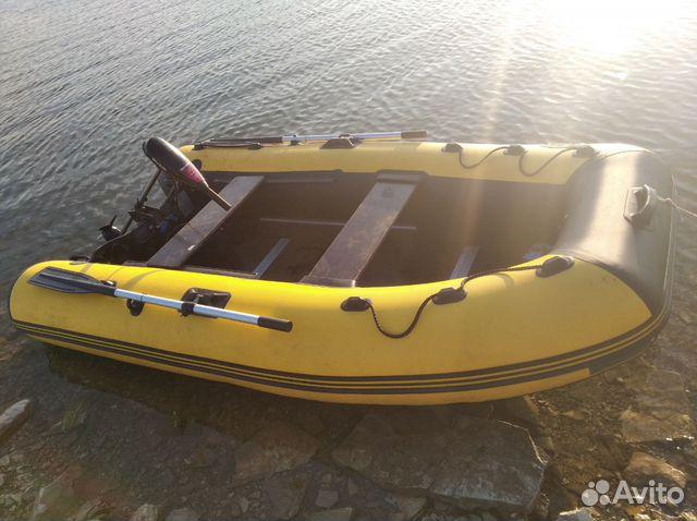 Продается лодка волна,с электромотором 89063747832 купить 2