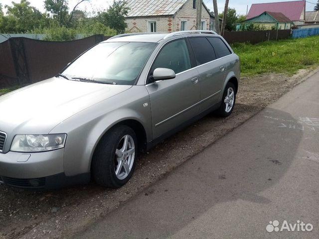 Audi A4, 2003 89656365240 купить 1