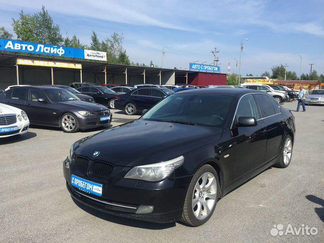 BMW 5 серия, 2008  89825110176 купить 4