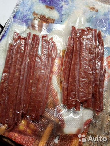 Джерки. Вяленое мясо. за 50гр. мелкий Опт  89520524732 купить 3
