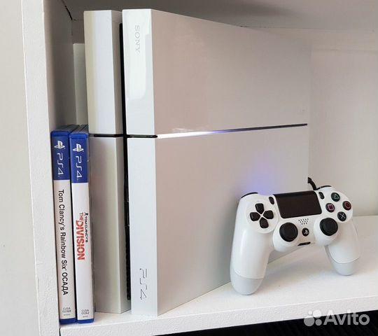 Playstation 4 + last of us 2  купить 2