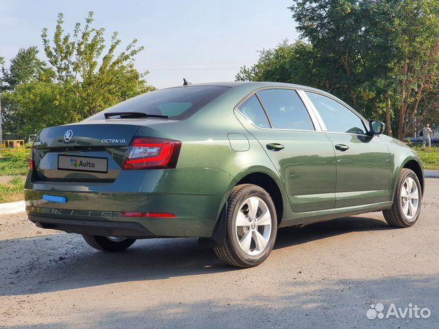 Skoda Octavia, 2020  89587389221 купить 4
