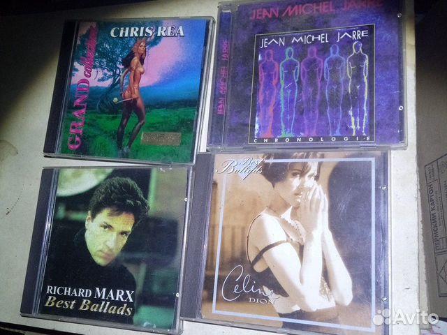 CD-диски