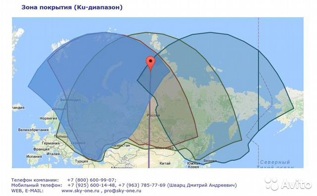 спутниковый интернет 100 мбит с