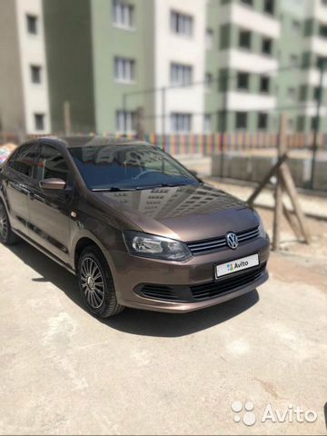 Volkswagen Polo, 2015  89634233511 купить 1